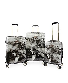 Teresa 3-Piece Spinner Luggage Set
