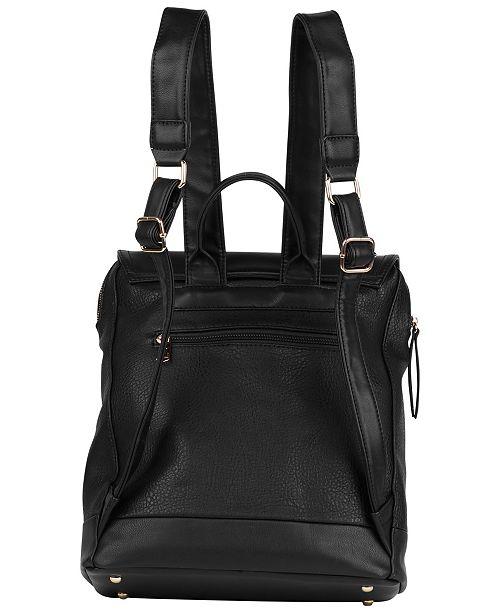 Urban Originals Lovesome Vegan Leather Backpack - Handbags ... 7ce8a4a6ff823