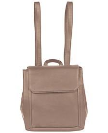 Modernism Vegan Leather Backpack
