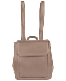 Urban Originals' Modernism Vegan Leather Backpack