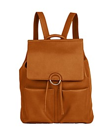 The Thrill Vegan Leather Backpack