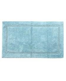 "Regency 34"" x 21"" Non-Skid Cotton Bath Rug"