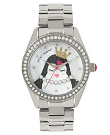 Penguin Motif Dial Watch