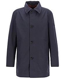 BOSS Men's Water-Repellent Coat