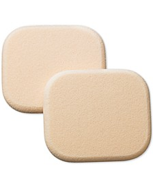 Makeup Sponge For Powder Foundation, 2-Pk.