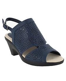 Easy Street Linda Slingback Sandals