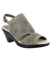 153c851e52f2 Easy Street Linda Slingback Sandals