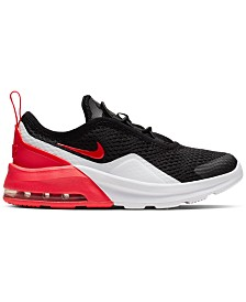 buy online 16e5c 37d89 Nike Little Boys  Air Max Motion 2 Casual Sneakers from Finish Line