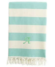 Linum Home Personalized Patara Pestemal Beach Towel Collection