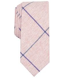 Original Penguin Men's Hartley Grid Skinny Tie