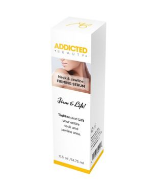 Image of Addicted Beauty Neck and Jawline Firming Serum