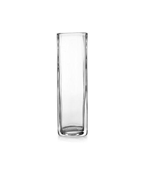 Nambe Moderne Square Vase 12