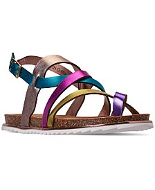Steve Madden Little Girls' JSTELARE Sandals from Finish Line