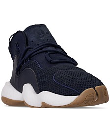 adidas Boys' Crazy BYW Basketball Sneakers from Finish Line