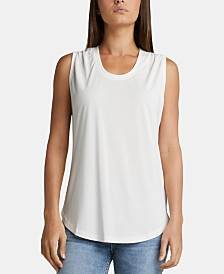 Silver Jeans Co. Adele A-Line Jersey Tank Top