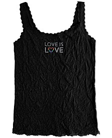 Plus Size Love Is Love Classic Camisole 1390LLX