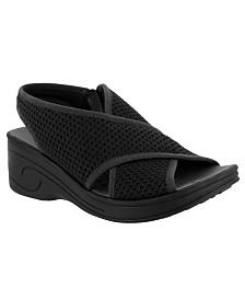 Easy Street Solite Jolly Mesh Comfort Sandals