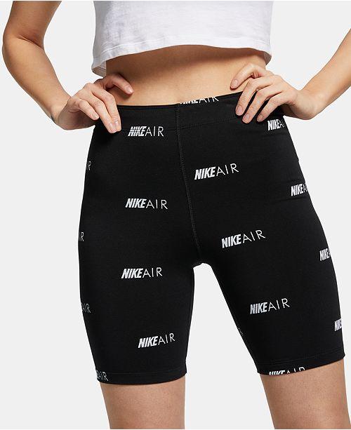 nike shorts high waist