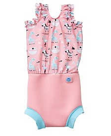 Splash About Girl's Happy Nappy Swim Diaper Swimsuit Nina's Ark 2-3 Years