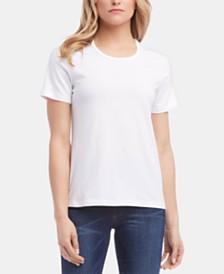 Karen Kane Crewneck T-Shirt