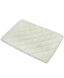 Quilted Plush Velboa Playard Sheet