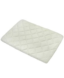 Carter's Quilted Plush Velboa Playard Sheet