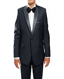 Peak Lapel 1 Button Tuxedo for Boys