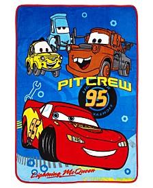 Disney Cars Team 95 Super Soft Toddler Blanket