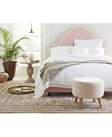 Bedford Collection Kingsley Bed, Quick Ship, Created For Macy's
