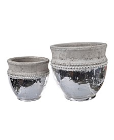 Uma Pots, Set of 2
