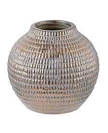 Tribal Chic Ceramic Pot, Large
