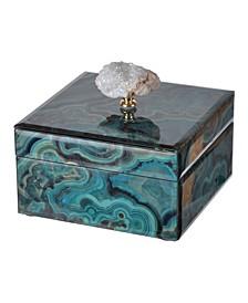 Bethany Marbled Box, Small
