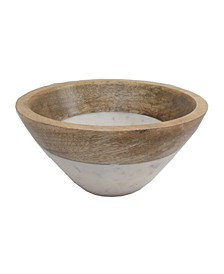 "8"" Charlais Decorative Bowl"