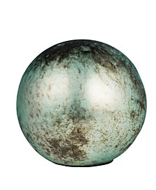 "8"" Shiny Emerald Green Decorative Ball"