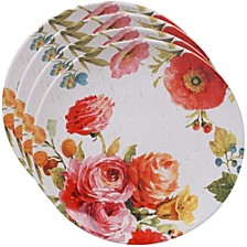 Country Fresh 4-Pc. Dinner Plate