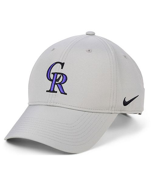 Nike Colorado Rockies Legacy Performance Cap