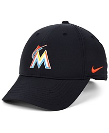 Miami Marlins Legacy Performance Cap