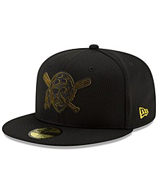 Boys' Pittsburgh Pirates Clubhouse 59FIFTY-FITTED Cap