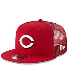 Cincinnati Reds All Day Mesh Back 9FIFTY Cap