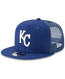Kansas City Royals All Day Mesh Back 9FIFTY Cap