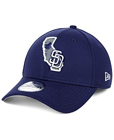 New Era San Diego Padres State Flective 2.0 39THIRTY Cap