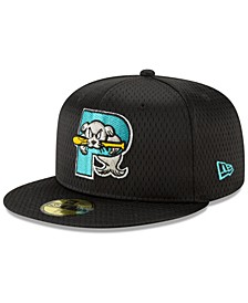 Portland Sea Dogs Batting Practice Mesh 59FIFTY-FITTED Cap