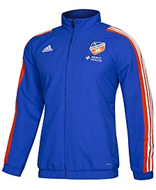 Men's FC Cincinnati Hooded Travel Jacket