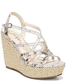 Villa Wedge Sandals