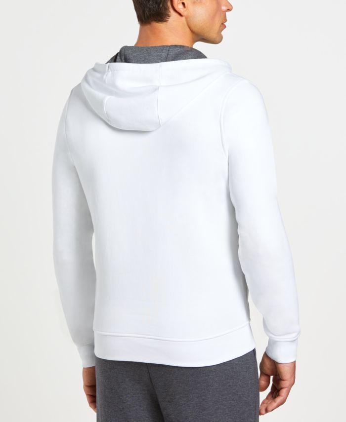 Lacoste Men's Sport Long Sleeve Full Zip Fleece Hoodie & Reviews - Hoodies & Sweatshirts - Men - Macy's