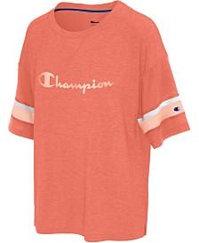Champion Double Dry Football T-Shirt