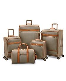 Herringbone DLX Luggage Collection