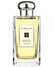 Jo Malone London English Oak & Hazelnut Cologne, 3.4-oz.