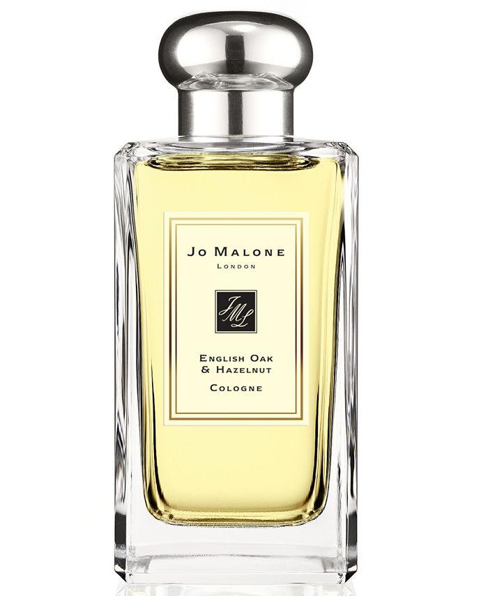 Jo Malone London - English Oak & Hazelnut Cologne, 3.4-oz.