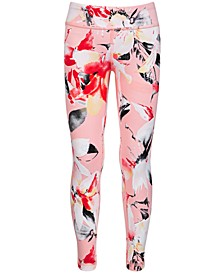 Little Girls Printed Leggings, Created for Macy's